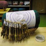 idrian hand made lace